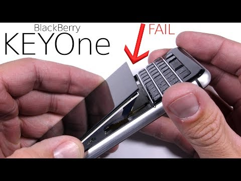 blackberry-keyone-durability-test---screen-fail!