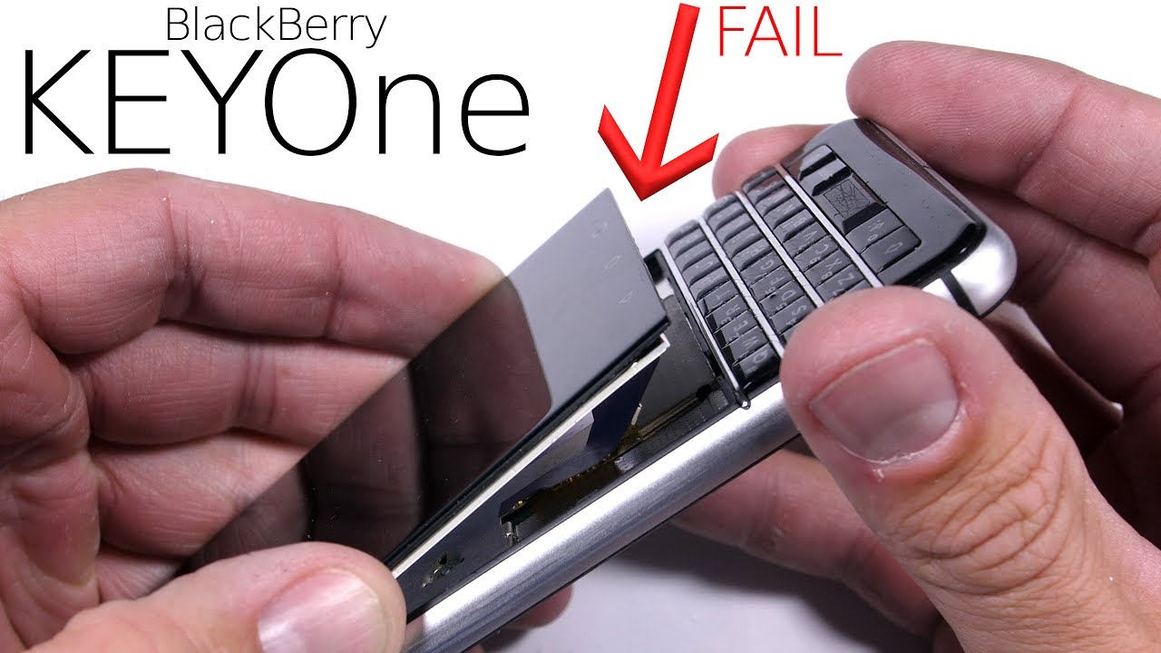 Image result for blackberry keyone detached screen
