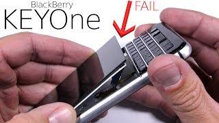 Download BlackBerry KEYone Durability Test - SCREEN FAIL! Mp3 and Videos