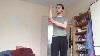 Download Rotator Cuff exercises -- Pascal's Pilates MP3 song and Music Video