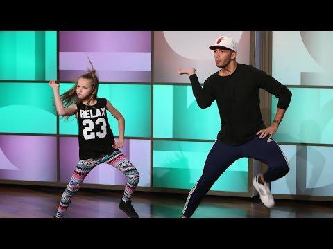 Ellen's Astounding Anaconda Dancer