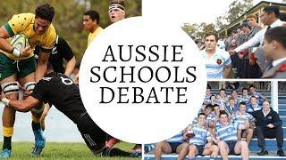 #10: The Aussie School Rugby Debate