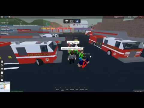 ROBLOX | DOJ ROLEPLAY | Ep 6: Sheriff's in Town! (Law Enforcement)
