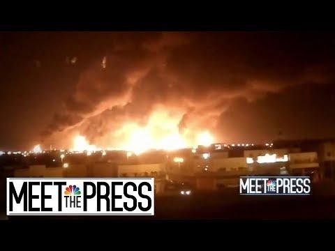 Trump Weighs War And Peace Over Iranian Response | Meet The Press | NBC News