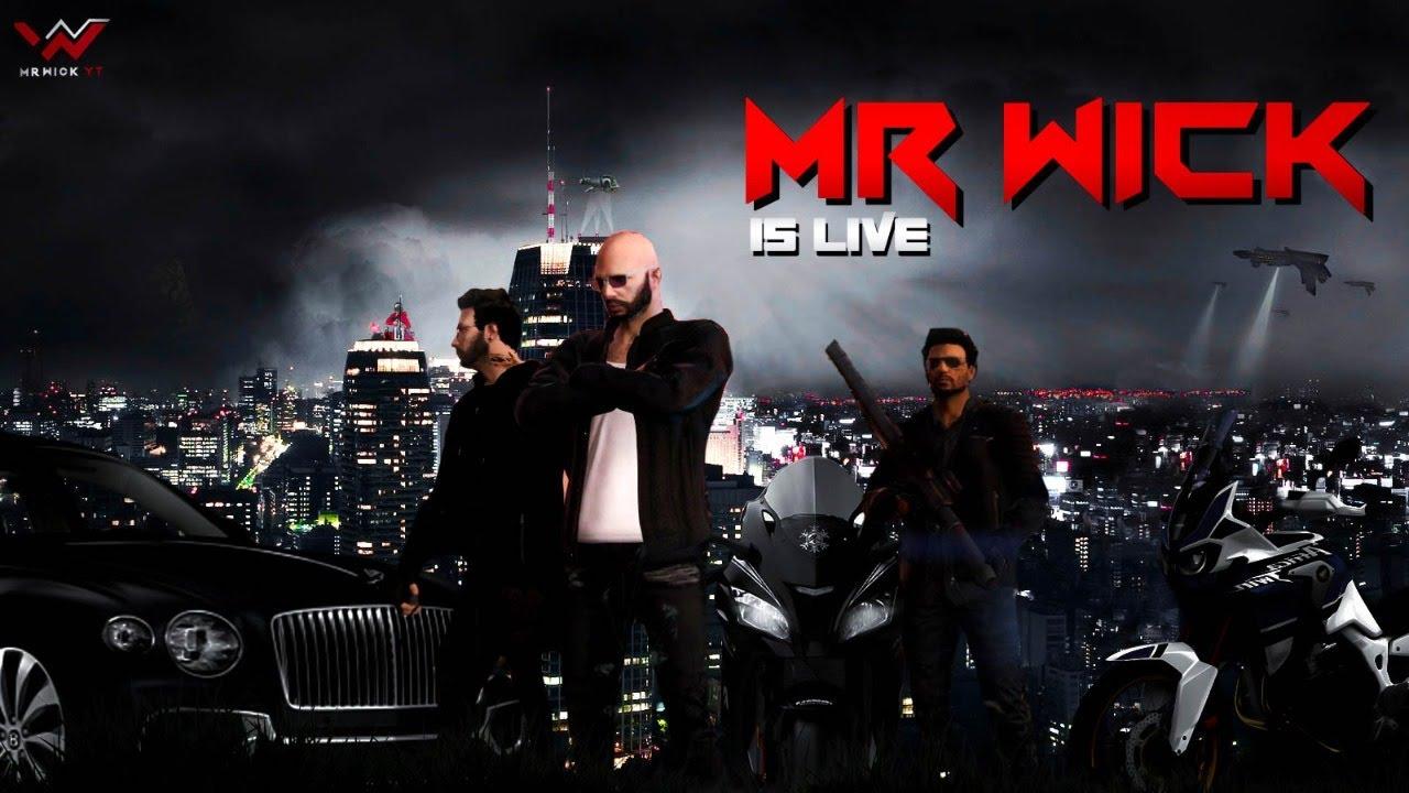 Download GTA ONLINE     MrWick     ROAD TO 6K    
