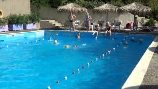 Греция видео 14 день эстафеты в воде(, 2015-06-20T06:57:57.000Z)