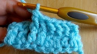 Episode 41: How to Work the Front Post Double Crochet Stitch (fpdc)