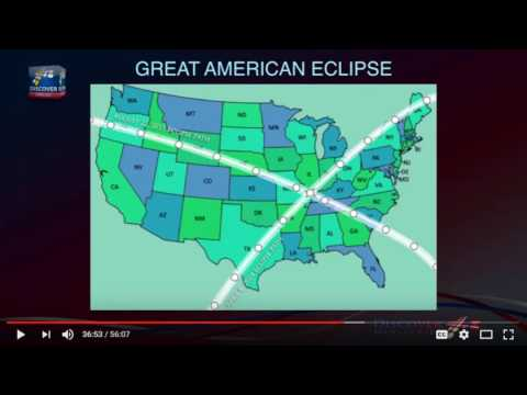 2017 and 2024 Endtime Eclipse and Earthquakes
