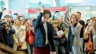Пермский Моцарт в Шереметьево / Perm Mozart at the airport