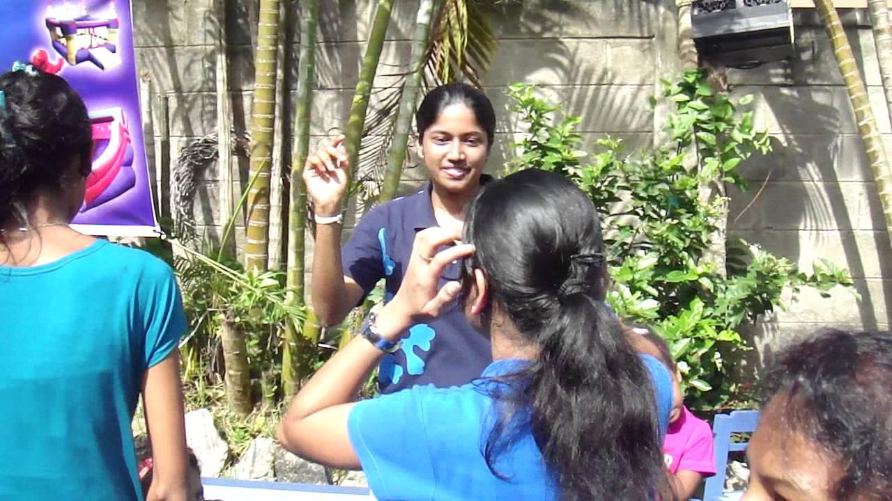KIDZ ENTERTAINMENT SRI LANKA - GUIDING STEPS INTERNATIONAL. 9TH AUG 2011