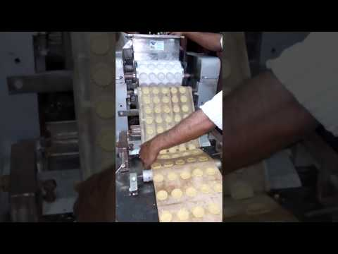 Small Biscuit Making Machine with Smallest Travelling Oven by CALCUTTA ENGINEERING WORKS