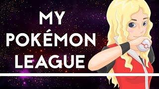 My Pokemon League