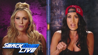 Nikki Bella and Natalya engage in a war of words: SmackDown LIVE, Feb. 7, 2017
