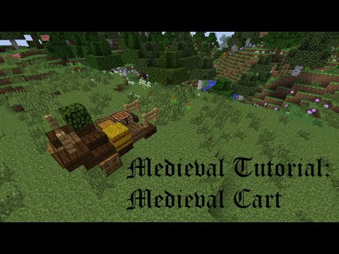 Medieval Engineers Build A Cart
