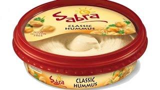 Sabra Recalls Hummus Due To Possible Listeria Contamination [hd]