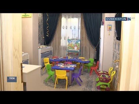 Открытие детского частного садика в Чиланзаре