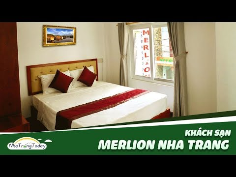 Khách Sạn Merlion Nha Trang Hotel ✅ Đang Giảm Giá