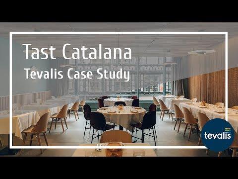 Tast Catalana Case Study | Tevalis