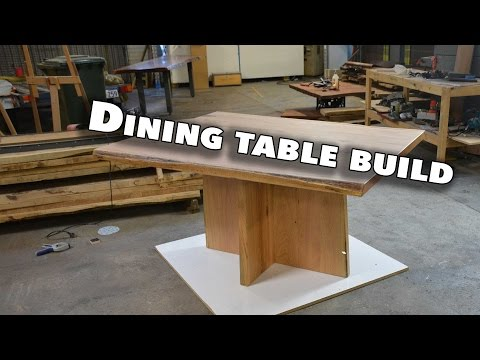 making-a-square-dining-room-table-(live-edge,-blackbutt,-rustic-table)
