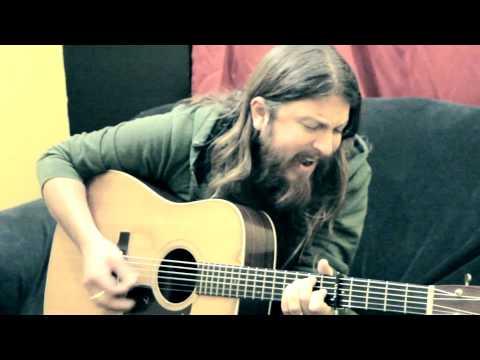 "Greensky Bluegrass' Paul Hoffman - ""BURN THEM"" - Solo Acoustic"