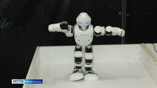 Впервые в Ярославле Грандиозный тур роботов и космических технологий