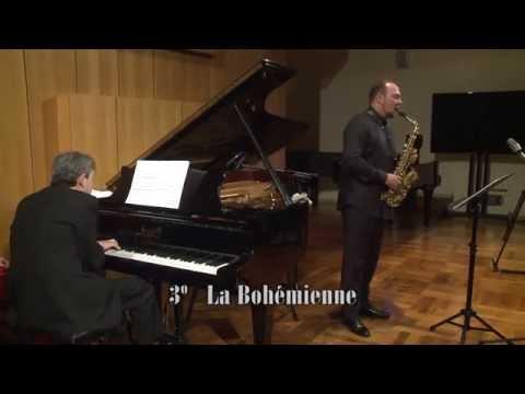 P. Maurice - Tableaux de Provence III - Alexander Strelyaev (saxophone), Gil Garburg (piano)