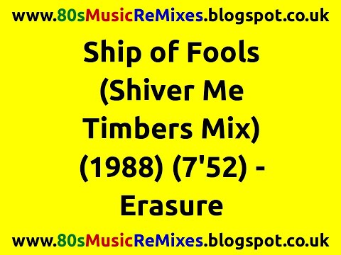 Ship of Fools (Shiver Me Timbers Mix) - Erasure | 80s Club Mixes | 80s Club Music | 80s Dance Music mp3