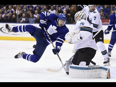 NHL Highlights: Toronto Maple Leafs vs. San Jose Sharks
