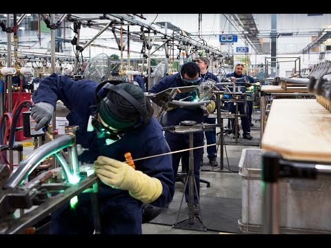How a Brompton is made