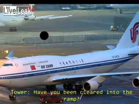 CHINESE PILOTS TRYING TO SPEAK ENGLISH - REAL & HILARIOUS !!!!