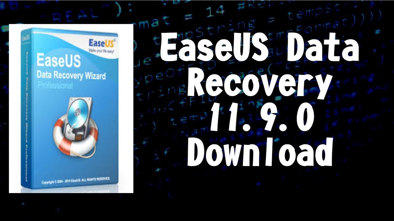 crack for easeus data recovery wizard 9.0