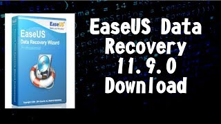 EaseUS Data Recovery Wizard Technician / Professional 11.9.0 + Crack