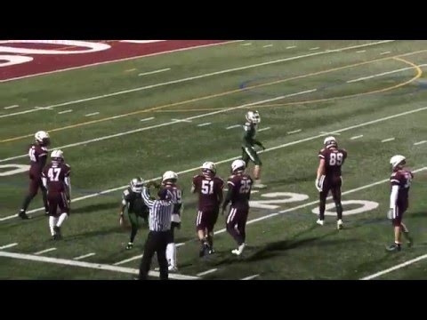 Teddy Harper 2015 Highlights - #85 DePaul Catholic High School