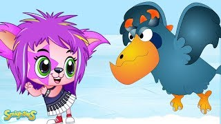 Smighties - Cartoons Compilation Just For Kids |Monster Angry Birds & Smighties|Children's Animation