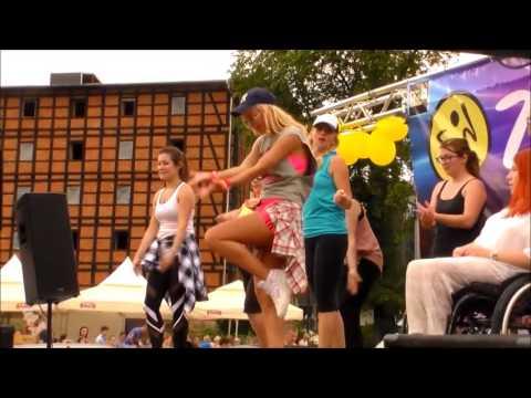 Lato Z Zumba ®  Fitness W Bydgoszczy | Paweł Paczyński | Fabryka PL