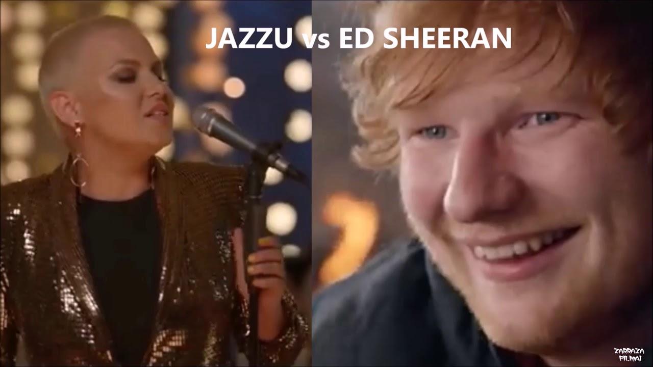 VOGTOS KALĖDINĖS DAINOS 20  # ED SHEERAN vs MAXIMA