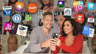 OUR MUST HAVE IPHONE APPS (Work, Travel, Food, Games, etc)   Jen Atkin