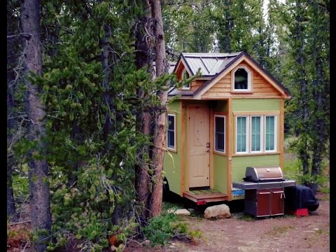 Fairplay Tiny House In The Colorado Wilderness