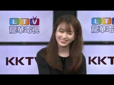 Han Hyo joo Lee Jong Suk W-Two Worlds LTV Interview [Eng Sub]
