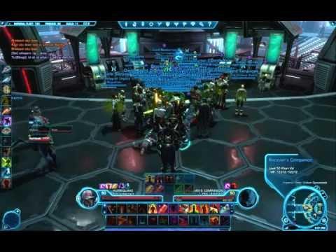 SWTOR Rakghoul Plague Outbreak - YouTube