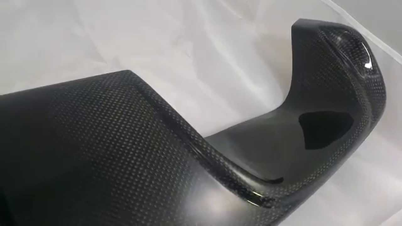 Bmw Z4 E85 Diffuser Carbonplast Youtube