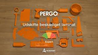 Reparation laminatgulve: udskifte et beskadiget laminatplanke