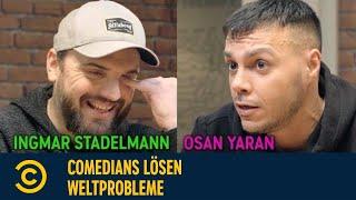 Comedians lösen Weltprobleme - mit Ingmar & Osan | Fake News | Comedy Central DE