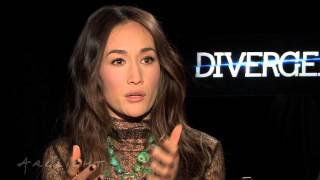 "ArcLight Stories - ""Divergent"" Cast Talks Tattoos"