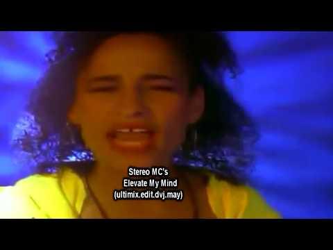 Stereo MC's. Elevate My Mind. (ultimix.edit.dvj.may) demo
