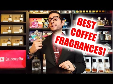 Top 10 Best Coffee Fragrances / Colognes 2016!