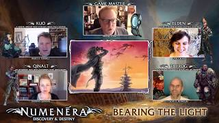 The Tower – Numenera: Bearing the Light Session 3