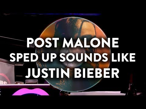 Proof Post Malone & Justin Bieber Are The SAME PERSON!