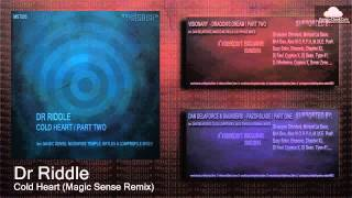 MST005 Dr Riddle - Cold Heart (Magic Sense Remix) [Uplifting Trance]