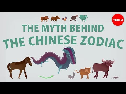 Video image: The myth behind the Chinese zodiac - Megan Campisi and Pen-Pen Chen